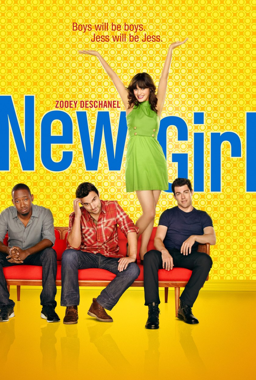 new-girl-saison-1-poster